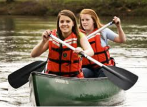 Youth Canoe