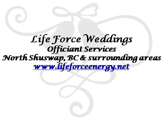 Life Force Weddings